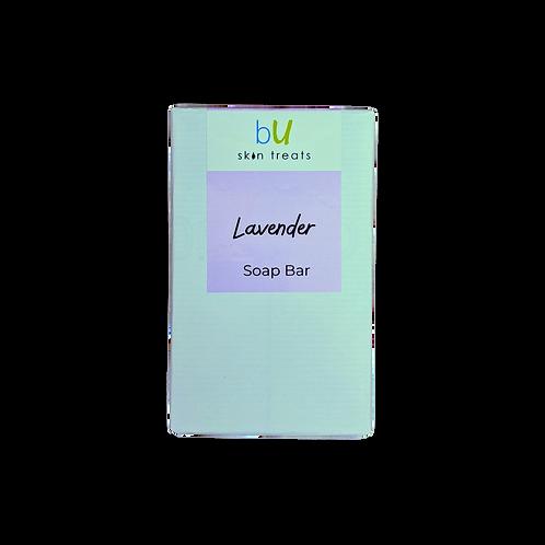 Lavender Cold Process Soap Bar