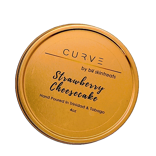 Strawberry Cheesecake Soy Candle