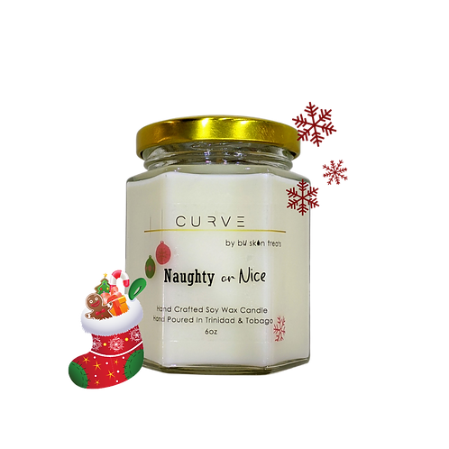 Naughty or Nice Soy Candle