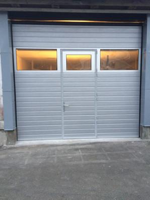 Ny port til Garasjen