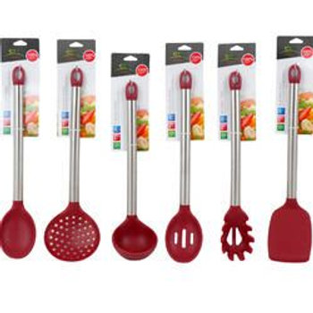 Kitchen Tools, Silicone 6 Astd