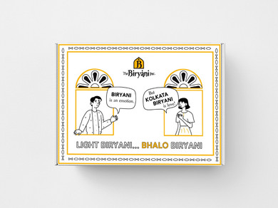 Packaging | Biryani Inc Box