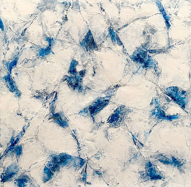Helen J Young, Glacial  Fragments III, 2