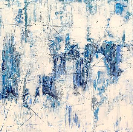 Helen J Young, Polar  Fragments IV, 2020