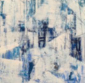 Helen J Young, Polar  Fragments V, 2020,