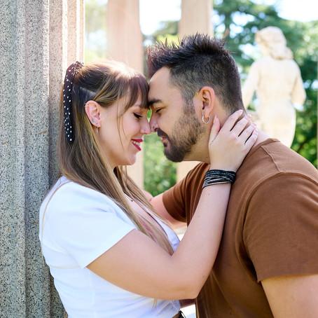 Preboda Rodrigo&María en El Capricho