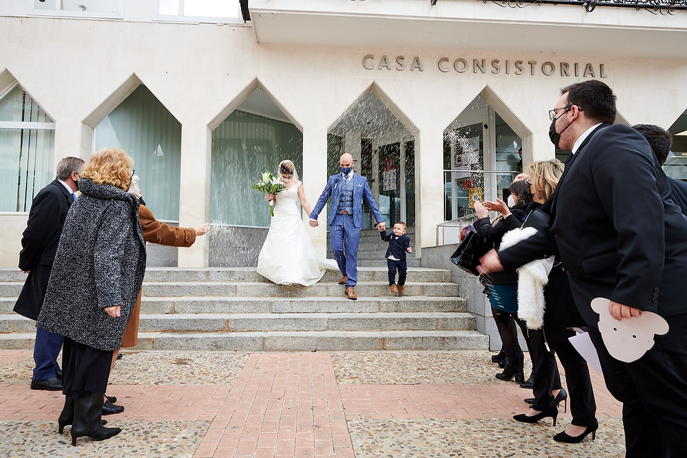Fotógrafo de bodas en Torrejón de Ardoz