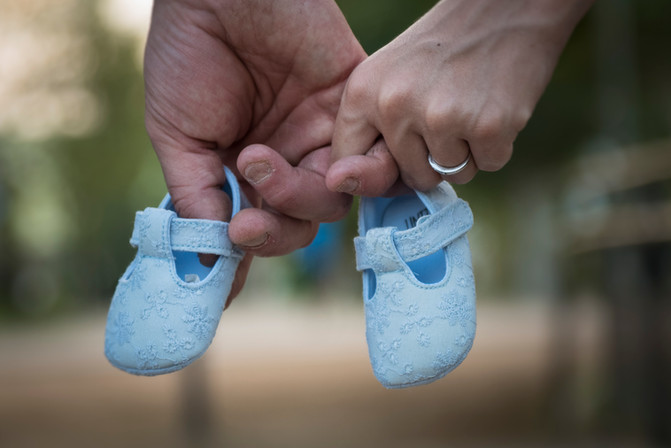 Sesion Embarazada en Torrejon de Ardoz