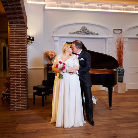 Boda Carlos&Vicky en el Palacete de la Ochava