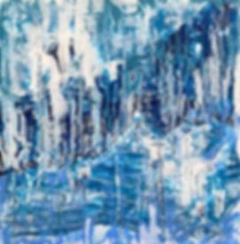 Helen J Young, Polar  Fragments I, 2020,