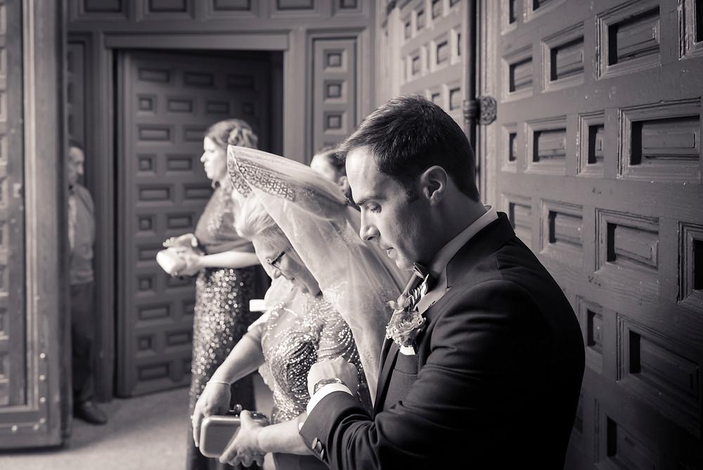 fotografo de bodas en Fuenlabrada