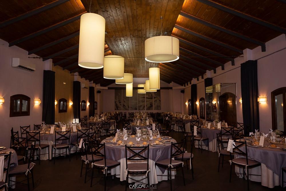 boda en el palacio de galápagos