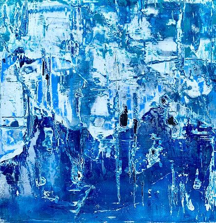 Helen J Young, Polar  Fragments II, 2020