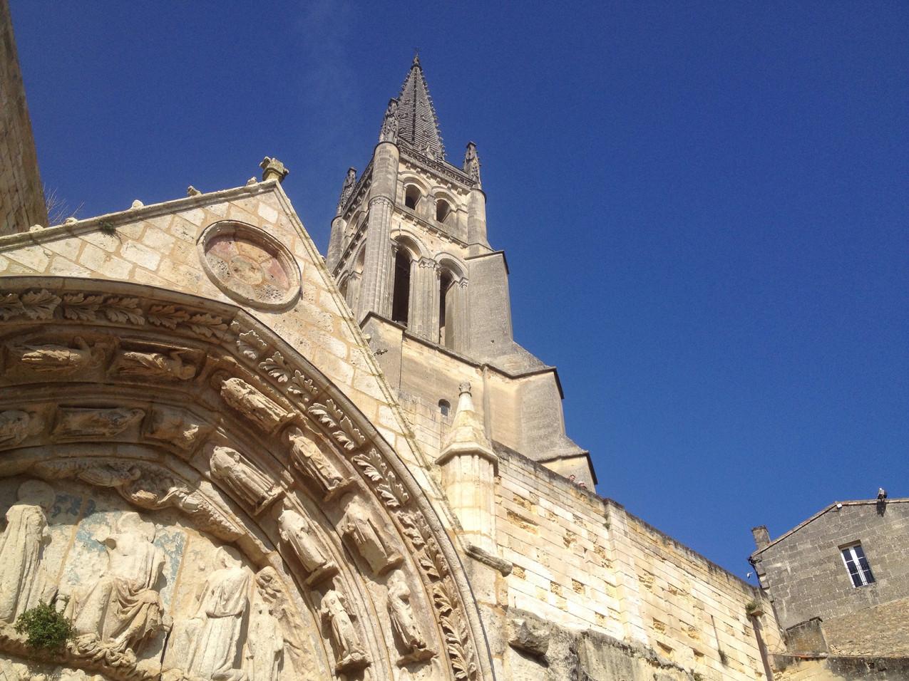 Kerk van Saint-Emillion