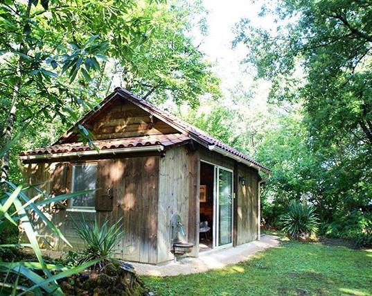 La Cabane au Bois no. 3 🌳🌲☀️🏠🍃💭🇫🇷