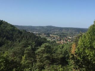 Wandeling Peyzac-Le Moustier