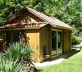 Cabane au Bois 1 - Les Cabanes de Rouffi
