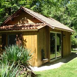 Cabane au Bois - Les Cabanes de Rouffignac