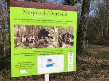 Maquis de Durestal - Les Cabanes de Rouf