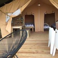 Safari-Zelt - Les Cabanes de Rouffignac.j