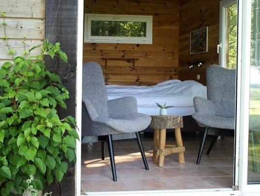 Cabane au Lac ch # Stühle # Interieur #oldf