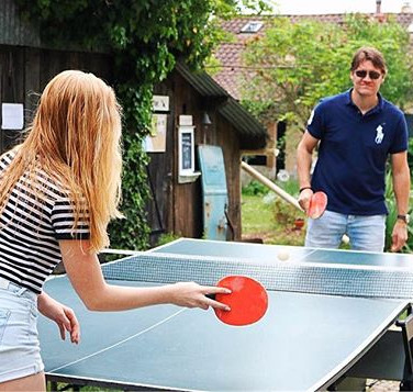 The game is on 🏓💪🏻 #pingpong #game #a