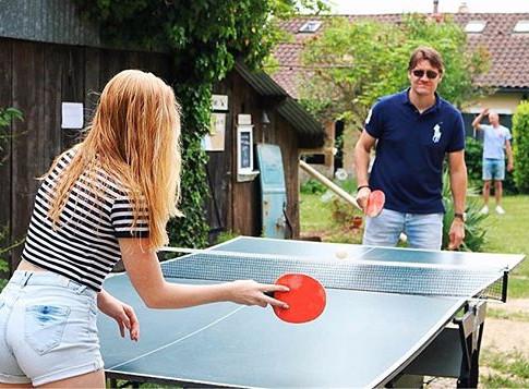 Das Spiel läuft auf ping #pingpong #game #a