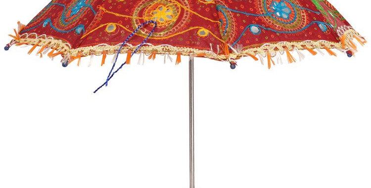 Handmade Mirrored Parasol