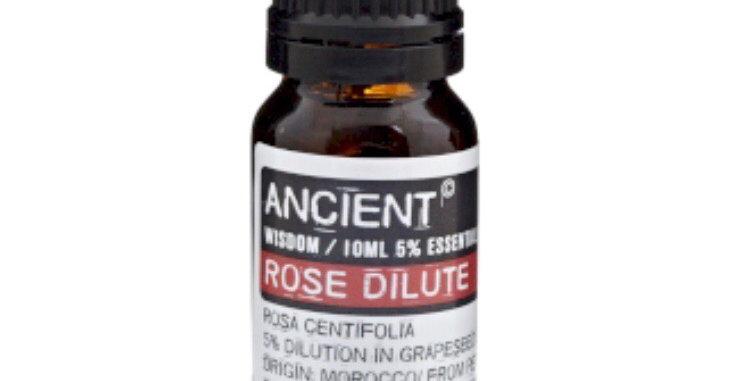 Rose Dilute Essential Oil