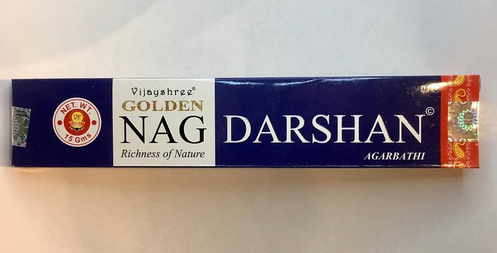 Nag Darshan Incense