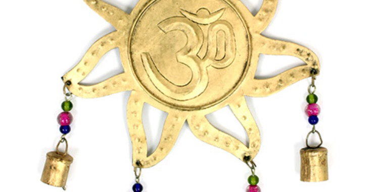 Om Sun with Bells