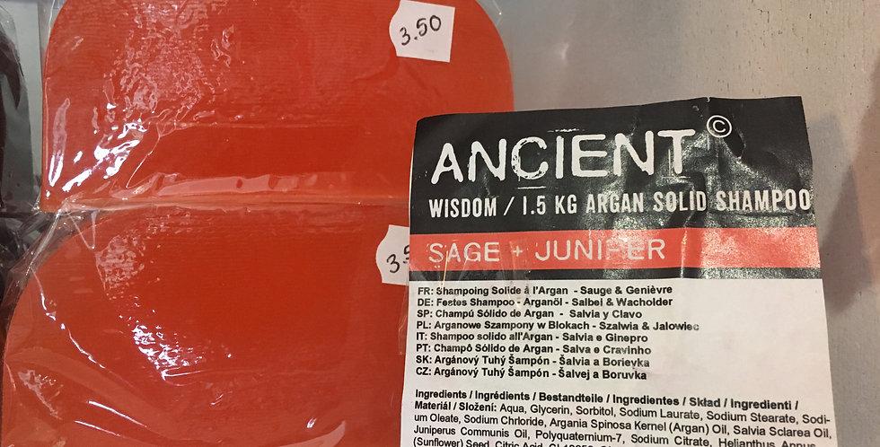 Ancient Wisdom Shampoo Bar