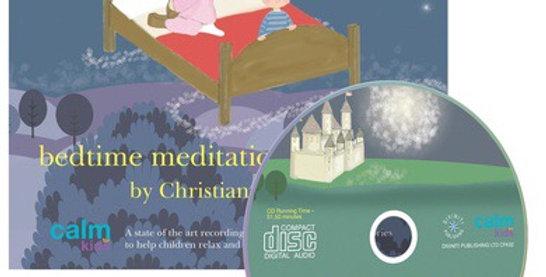 Bedtime Meditations for Kids CD