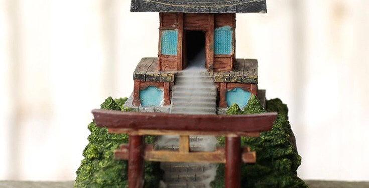 Japanese Temple Backflow Cone Burner
