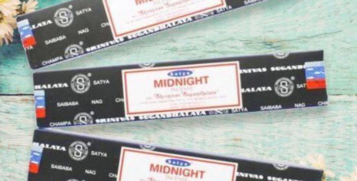 Midnight Incense