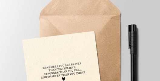 Smarter Than You Think Greeting Card