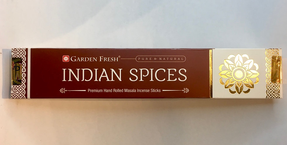 Indian Spices Incense