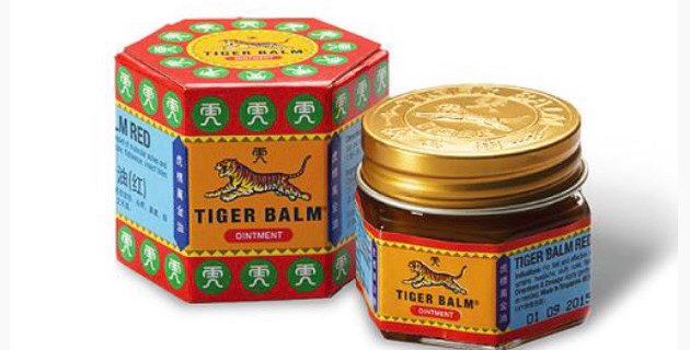 Tiger Balm - Red