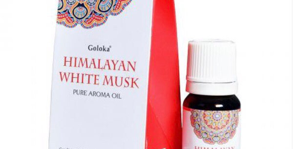 Himalayan White Musk Oil
