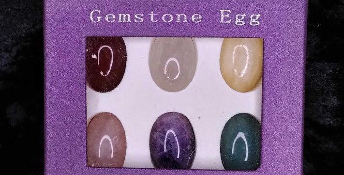 Mixed Crystal Egg Set