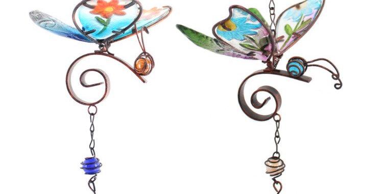 Butterfly Bell Windchime