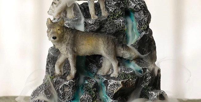 Wolf Mountain Backflow Cone Burner