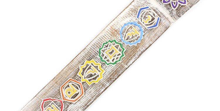 Large Chakra Incense Holder