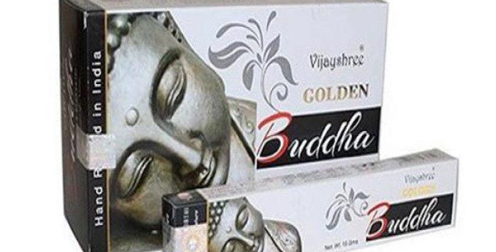 Golden Buddha Incense