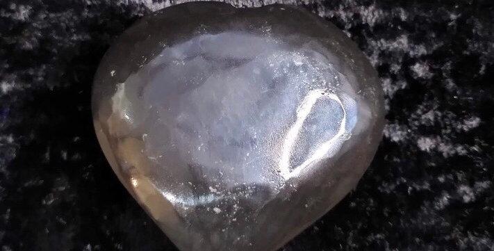 Tourmaline Heart