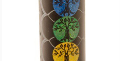 Tree of Life Soapstone Tower