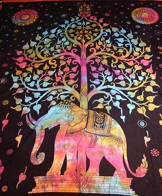 Elephant Throws