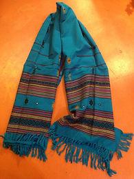 Cotton Blanket Scarves/Wraps