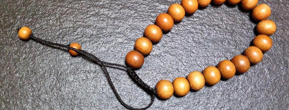 Wooden Bead Bracelets.