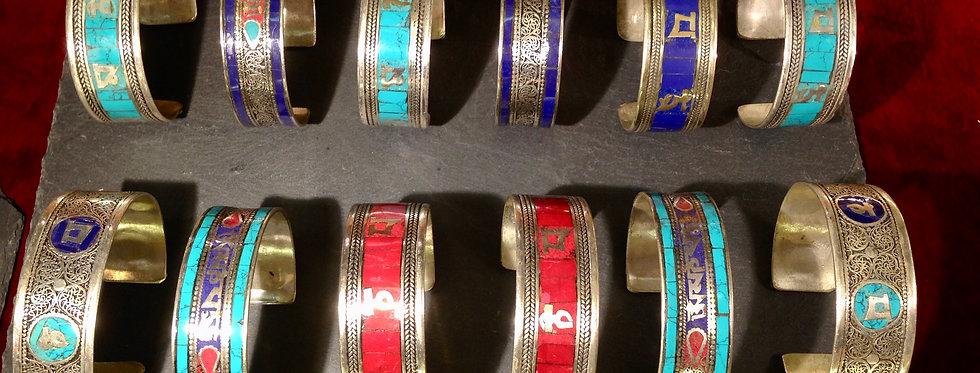 Nepalese/Tibetan Bracelet